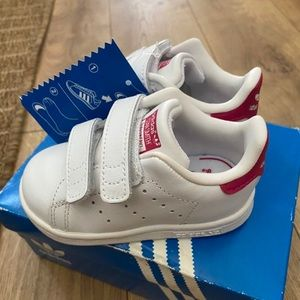 Brand new Adidas Stan Smith Baby shoes